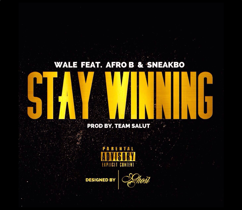wale-stay-winning-art