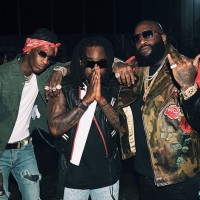 Rick Ross ft. Young Thug & Wale – TRAP TRAP TRAP